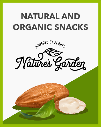 Natural & Organic Snacks
